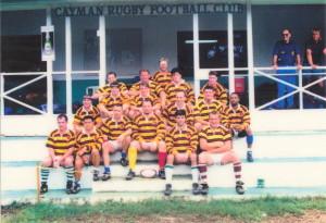 Cayman Island Rugby