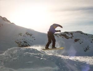 Snowboarding 1995