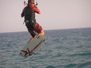 First-Jump